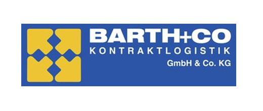 BARTH+CO KONTRAKTLOGISTIK LOGO